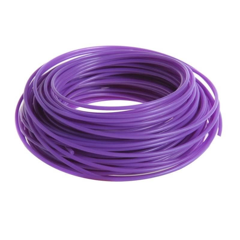 RAC101 Schneidfaden 15 m, Fadenstärke 1,6 mm, Farbe Violett