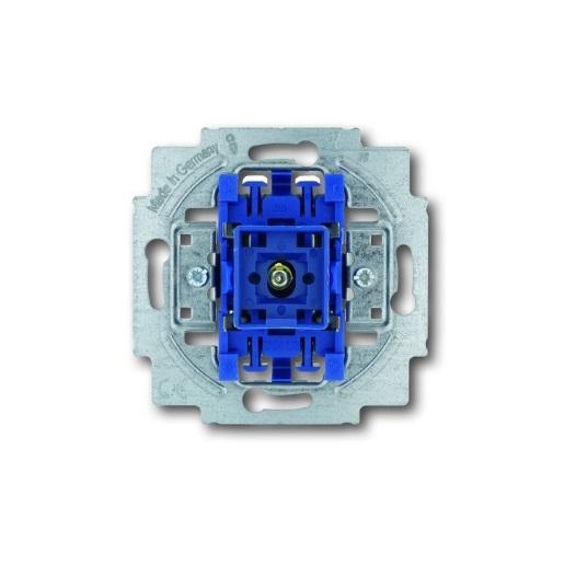 Wippkontrollschalter-Einsatz Aus- und Wechselschaltung mit N-Klemme Busch-Jaeger