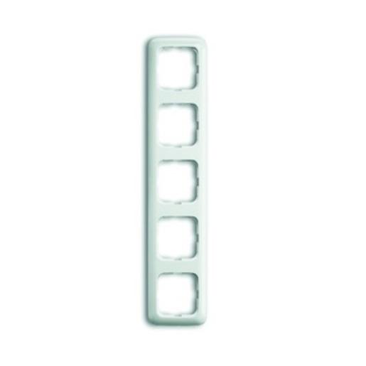 Abdeckrahmen 5-fach Reflex SI alpinweiß Busch-Jaeger