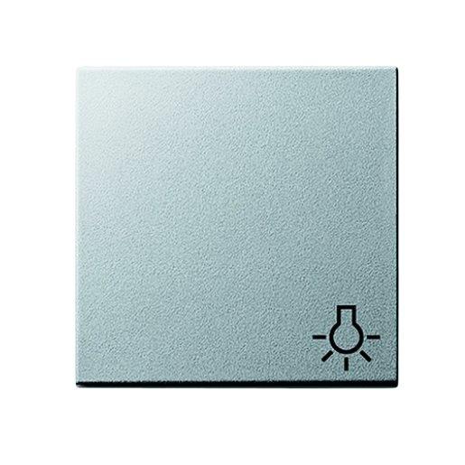 Wippe Symbol Licht alu Gira