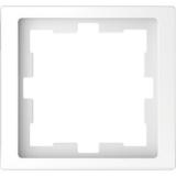 D-Life Rahmen, 1fach, Lotosweiß