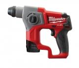Milwaukee M12 FUEL Akku-Bohrhammer M12 CH/4.0 Ah