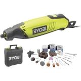 Ryobi EHT150V Rotationswerkzeug inkl. 115-tlg. Zubehör