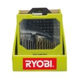 Ryobi RAK69MIX 69-teiliges Zubehörset Bohren & Schrauben