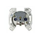 Multimedia-Enddose mit F-Anschluss Astro
