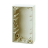 AP-Gehäuse 2-fach weiß glänzend Berker S.1
