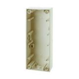 AP-Gehäuse 3-fach weiß glänzend Berker S.1