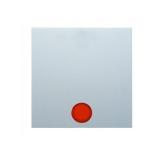Wippe Kontrolllinse polarweiß matt Berker