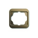 Abdeckrahmen 1-fach alpha nea bronze Busch-Jaeger