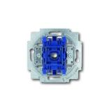 Wippschalter-Einsatz Aus- und Wechselschaltung Busch-Jaeger