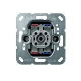 Wippkontrollschalter-Einsatz Ausschaltung 2-polig Gira