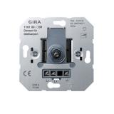 Glühlampen-Dimmer-Einsatz 100 - 1000 W Gira