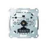 Dimmer-Einsatz Phasenanschnitt Druckaus-Wechselschalter 40-600 W Elso Schneider